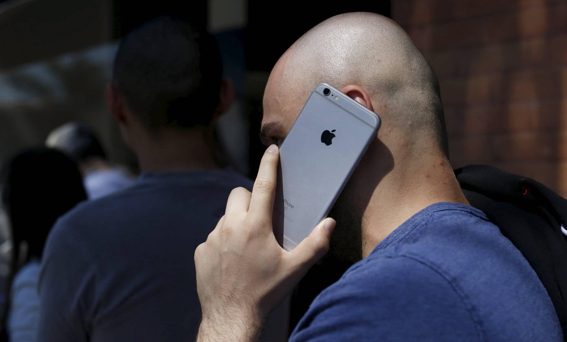 El nuevo iPhone se espera para después del verano. MARIO ANZUONI REUTERS