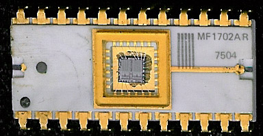 MicrosystemsMF1702AR